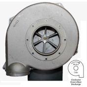 Americraft Aluminum Blower, HADP12-11/2-T-TE-CWDB, 1-1/2 HP, 3 PH, TEFC, CW, Downblast