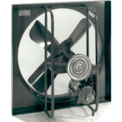 "Motorized Air Supply Damper for 12"" Exhaust Fans"