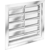"Automatic Shutters for 24"" Exhaust Fans"