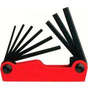HI-VIS™ Orange Standard Fold-Ups, ALLEN 56115