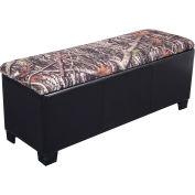 "American Furniture Classics True Timber Camo Bench 531 - 5 Gun Capacity 51"" x 17"" x 20"" Camo"