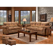 American Furniture Classics Wild Horses Set, Includes Sofa, Loveseat, Chair & Ottoman