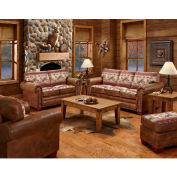 American Furniture Classics Deer Valley Set, Includes Sofa, Loveseat, Chair & Ottoman