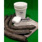 Global Industrial Universal 5 Gallon Truck Spill Kit
