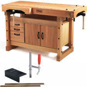 Elite Workbench 1500, SM03 Cabinet and Free Accessory Kit