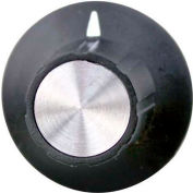 Knob, Speed Control 1-1/8 D, Pointer For Lincoln, LIN12447SP