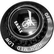 Knob 2 D, Off-Hi-Med-Lo For Metal Masters, MMR302095