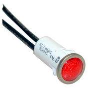 """Signal Light 1/2"""" Red 125V For Keating, KEA000525"""