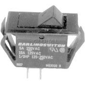 Rocker Switch, 125/250V, 5/10A, Black, For Bunn, 01063.0000
