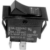 Switch 7/8 x 1-1/2 SPST For Bunn, BUN02753.0000