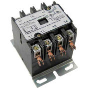 Contactor, 4 Pole, 40/50A, 120V, For Hatco, 02.01.017.00