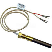 """Thermopile 24"""" 2 Lead Thermopile For American Range, AMRA11102"""