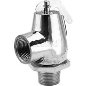 """Safety Valve, 3/4"""" MPT x 3/4"""" FPT, For Garland, 076005-2"""