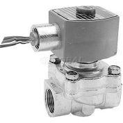 "Steam Solenoid Valve 1/2"" 110/120V For Cecilware, CECL023A"