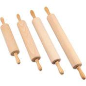 "Alegacy 1315 - 15"" Hardwood Rolling Pin, Stainless Steel Bearing - Pkg Qty 12"