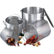 Alegacy EWAB60 - 60 Qt. Stock Pot w/ Lid and Aluminum Basket