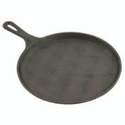Alegacy RG9 - Cast Iron Round Griddle, 10-1/4""