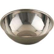 """Alegacy S781 - 20 Qt. Stainless Steel Mixing Bowl 18-3/4"""" Dia. - Pkg Qty 12"""
