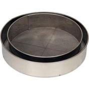 """Alegacy S9916 - 16"""" Dia. Stainless Steel Rim Sieves. 16 Mesh"""