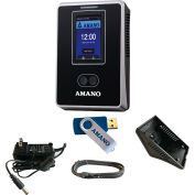 Amano AFR-100 Facial Recognition Time Clock System