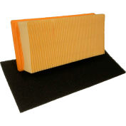 Tennant Vacuum Filter - Battery Sweeper Model 3610