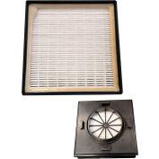 Nilfisk Vacuum HEPA filter For GD5 & GD10 Back - JAN-IVF505