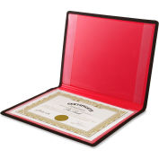 """Anglers Diploma and Certificate Holder - Polypropylene - 12"""" x 9"""" - Black"""