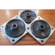 """Andre PSM45-26 - Plate Shock Mount 1-3/4""""L x 1-3/4""""W x 5/8""""H"""