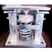 """Andre SSR-1-256-205 - Restrained Spring Isolators 10""""L x 6-5/16""""W x 8-5/8""""H"""