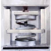 """Andre SSR-C-307 - Restrained Spring Isolators 14""""L x 7-1/2""""W x 12-13/16""""H"""