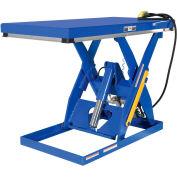 Rotary Air Powered Hydraulic Scissor Lift Table AHLT-4872-3-43 72x48