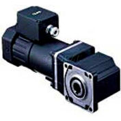Oriental Motor, Electromagnetic Brake Induction Motor, BHI62EMT-12.5RH, 1/4 HP,  12.5 :1 Gear Ratio