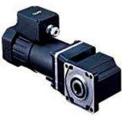 Oriental Motor, Electromagnetic Brake Induction Motor, BHI62EMT-90RH, 1/4 HP,  90 :1 Gear Ratio
