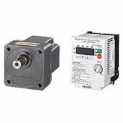 Oriental Motor, Brushless Motor Speed Control System, BLF6400S-5, 1/2 HP, 52 lb-In Torque