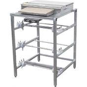 "Heat Seal 104A - Wrapper Machine, 115V, 725W, (3) 20"" Rolls Capacity, 26""L x 25""W x 38""H"