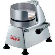 "Sirman AP5 - Manual Hamburger Patty Press, Aluminum & Stainless Steel, 5"" Dia."