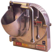 "Alfa GS-22 - Grater Shredder Power Attachment For Mixers/Motors W/#22 (3/4"") Power Hub"