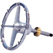 Alfa VS-12DHES - Disc Holder w/ Extended Shaft for Grater Shredder Power Attachment For Alfa GS 12
