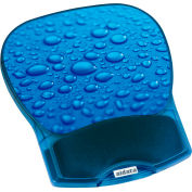 Aidata Deluxe Gel Mouse Pad, Water Drop