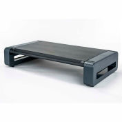 Aidata MS-1001G Deluxe Monitor Stand, Gray