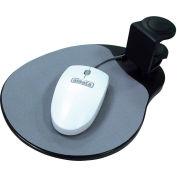 Aidata Under-Desk Mouse Platform, Black
