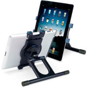 "Aidata US-2005B Universal Tablet Ergonomic Stand for 7""-10"" Tablets, Black"