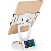 Aidata US-5025W Universal Tablet ViewStation, White