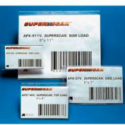 "Label Holders, 4"" x 8"", Clear, Full Self Adhering (50 pcs/pkg)"