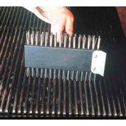 "American Metalcraft 1423 - Broiler Brush, 30"" Handle W/Metal Threaded Tip"