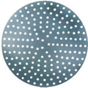 "American Metalcraft 18908P - Pizza Disk, 8"", Perforated, 57 Holes"