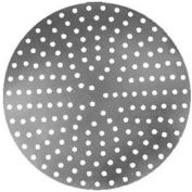 "American Metalcraft 18912PHC - Pizza Disk, 12"", Perforated, 113 Holes, W/Hard Coat"