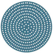 """American Metalcraft 18919SP - Pizza Disk, 19"""", Super Perforated, 652 Holes"""