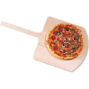 "American Metalcraft 3218 - Make Up Pizza Peel, 18"" x 17-1/2"", 32""L, Wood"