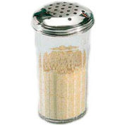 American Metalcraft 3312 - Cheese Shaker, 12 Oz., Dishwasher Safe, San Plastic, Stainless Steel Top